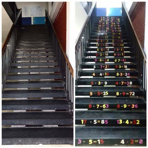 Matematičke stepenice