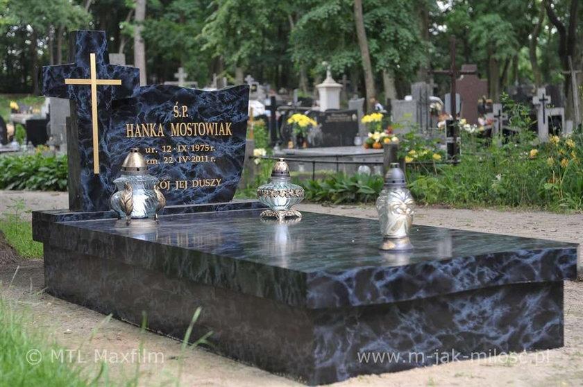 Stypa po śmierci Hanki Mostowiak!