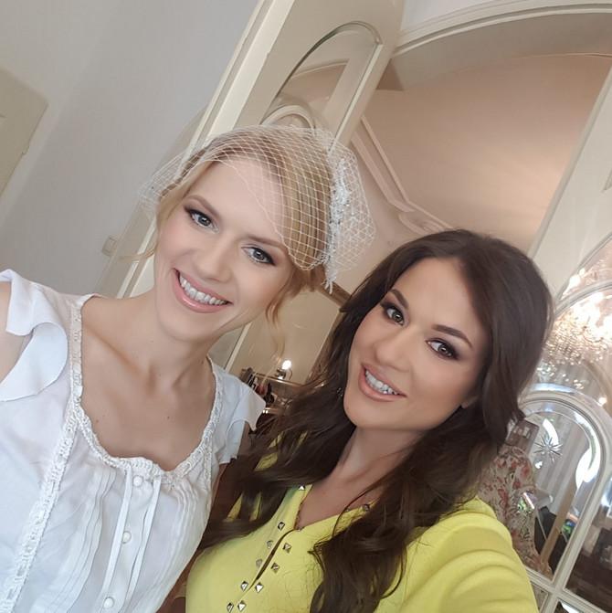 Dragana sa sestrom