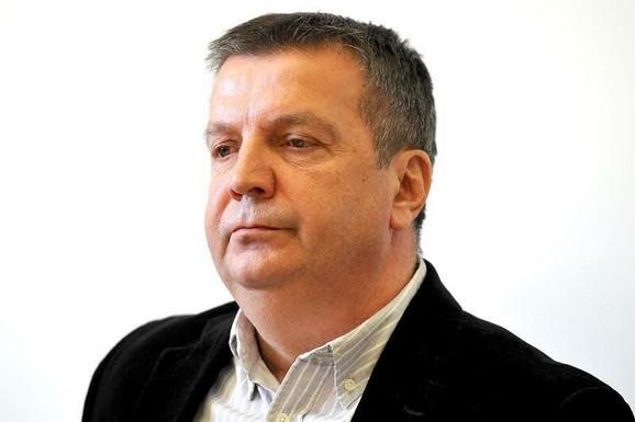 Strunjašević: Ova uprava više ne može da izdržava klub