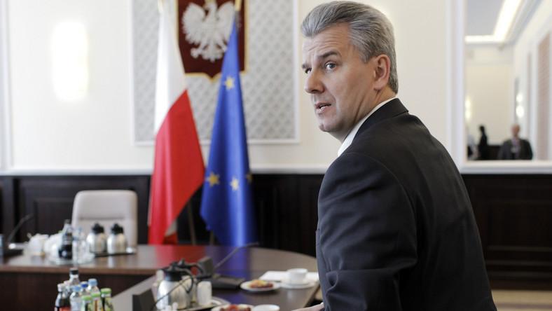 PiS chce głowy ministra od autostrad