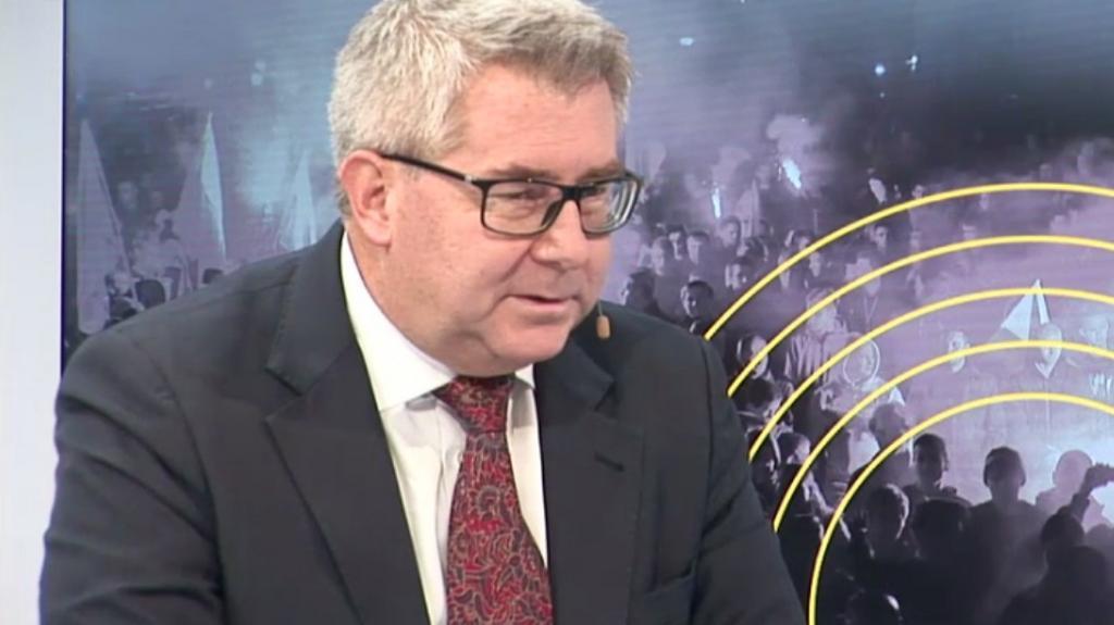 Stan wyjątkowy: Ryszard Czarnecki