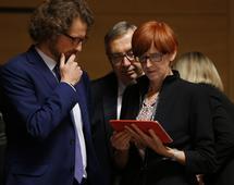 Minister Rafalska walczy, by dyrektywa o pracownikach delegowanych nie obejmowała kierowców