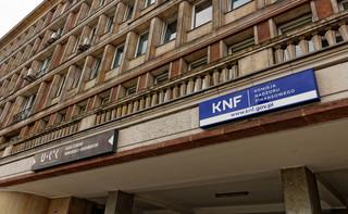 KNF: 900 tys. zł kary dla byłego prezesa GetBacku