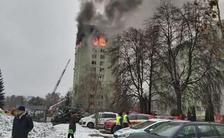 Wybuch gazu w Preszowie. Są ofiary śmiertelne