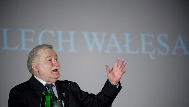 Lech Wałęsa uświetni zjazd Libertasu