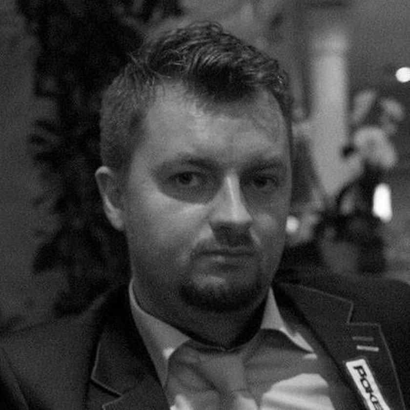 Adam Walczyk był współtwórcą portalu PokerGround