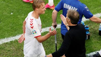 Dolberg and Danes begin to believe in Euro 2020 destiny