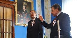 Komorowski wywiózł z Pałacu 101 rzeczy
