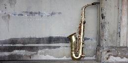 Muzyk stracił saksofon. Znalazł go paser