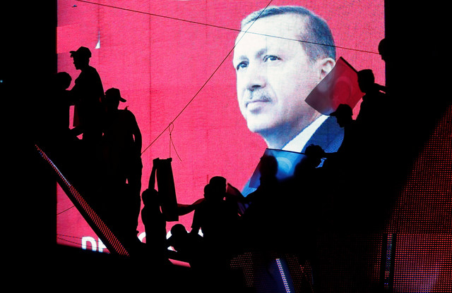 Uniji se ne dopadaju Erdoganove islamističke ambicije