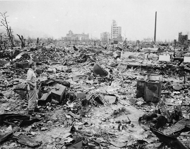 Ovako je izgledala Hirošima nakon bombardovanja