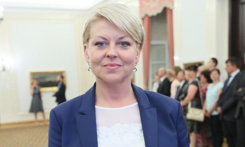 Prezes Związku Polaków na Białorusi (ZPB) Andżelika Borys skazana na 15 dni aresztu