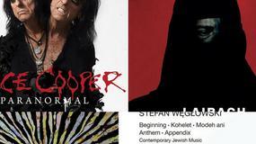 SLALOM PŁYTOWY #4: Alice Cooper, Laibach, Mako Sica, Stefan Węgłowski