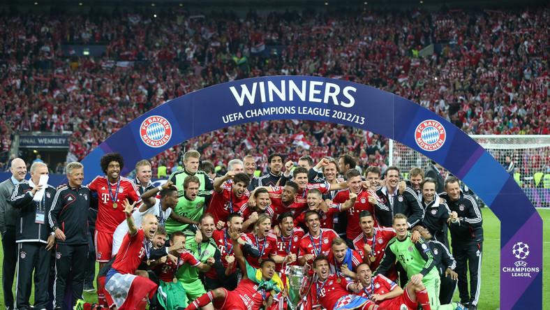Bayern Monachium najbardziej wartościową marką piłkarską