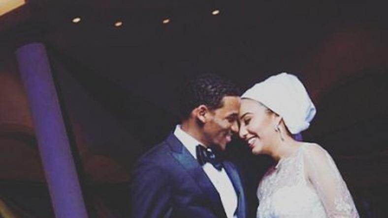 Minister's daughter marries her beau in Abuja [PHOTOS]