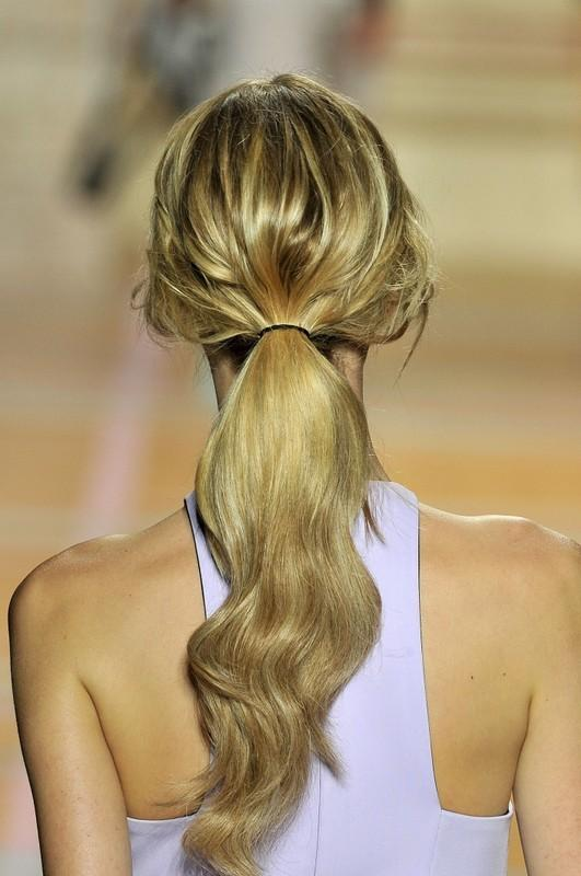 Kucyk - fryzura najszybsza i najwygodniejsza