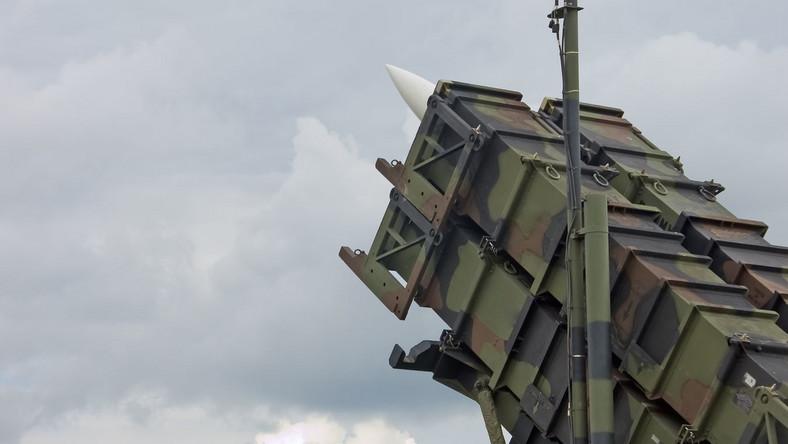 Wyrzutnia rakiet Patriot