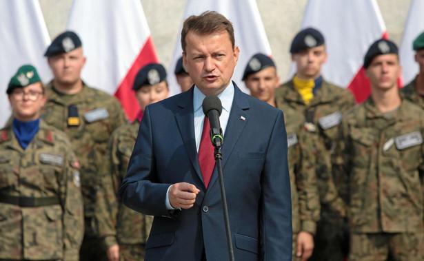 Pytany, czy mimo to nie ma w PiS poczucia lekkiego rozczarowania, szef MON powiedział, że już podczas wieczoru wyborczego zarówno prezes PiS Jarosław Kaczyński jak i premier Mateusz Morawiecki podkreślali, że PiS odniosło zwycięstwo, które dobrze rokuje na przyszłość.