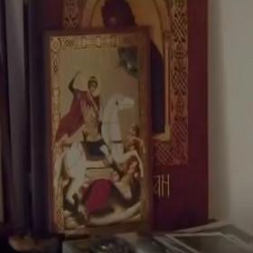 Stan u kome je nekada živela Dušica Jakovljević