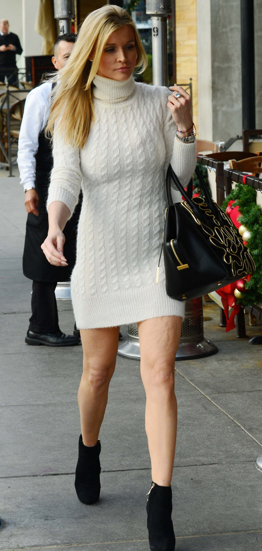 Joanna Krupa nogi