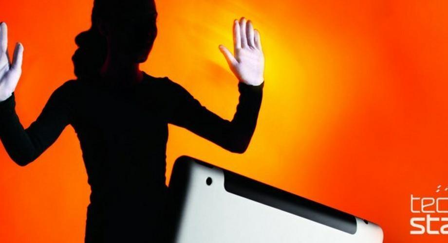 Gestensteuerung für Handys bald auch berührungslos?