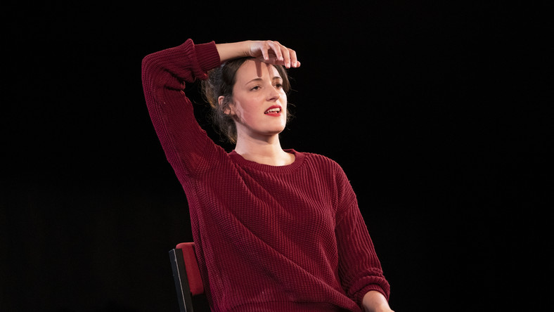 Phoebe Waller-Bridge gives New York a fabulous 'fleabag'