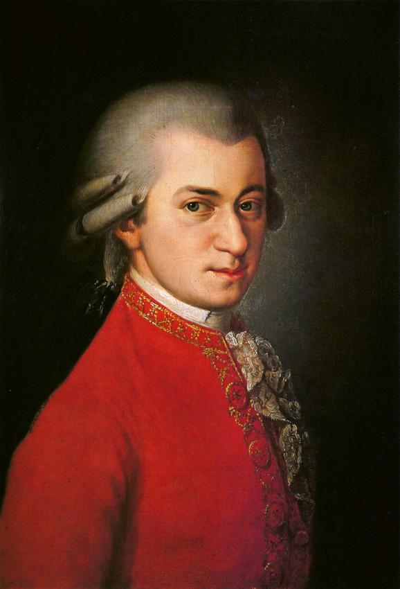 Volfgang Amadeus Mocart