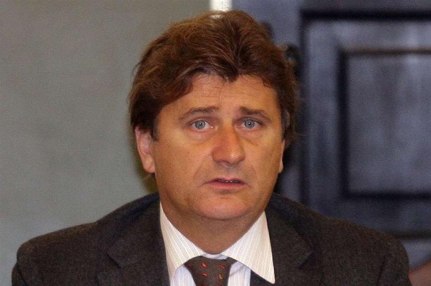 Palikot poza Sejmem