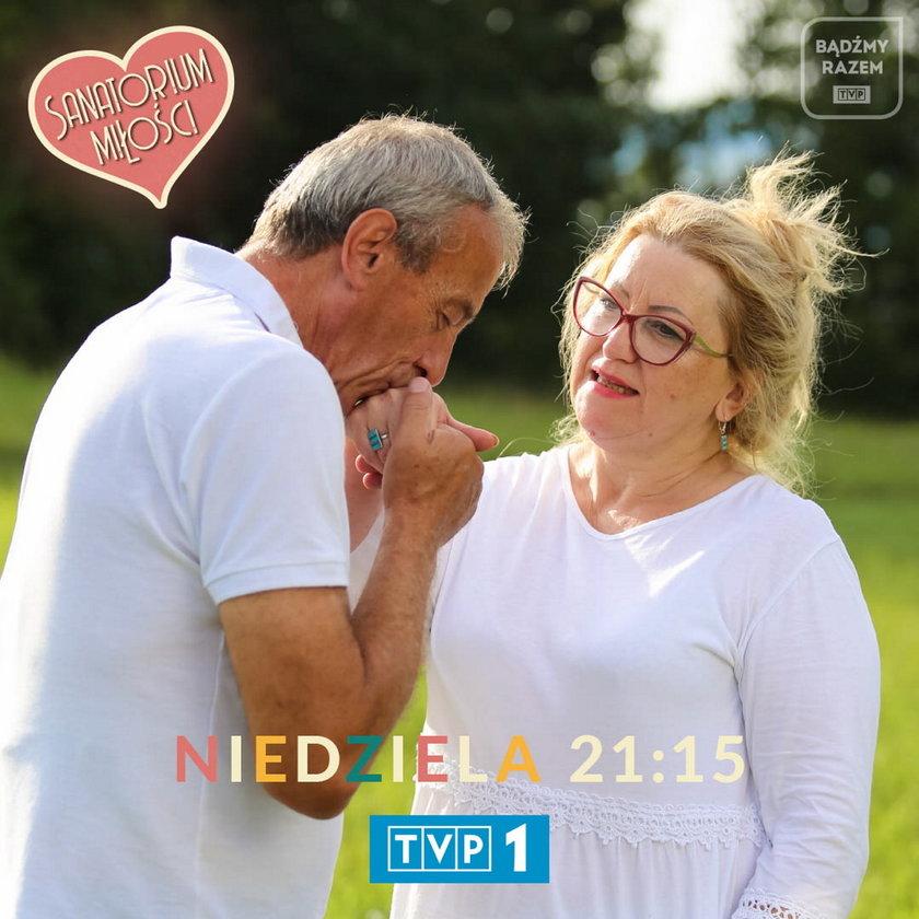 """Zbigniew i Anna z """"Sanatorium miłości 3"""""""