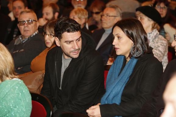 Iogr Đorđević i Zorana Bečić