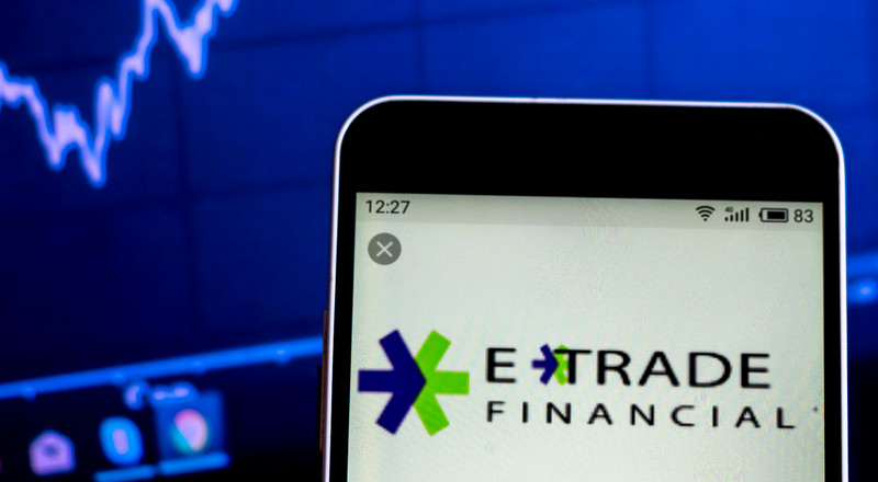 Morgan Stanley to buy online-brokerage giant E*Trade for $13 billion