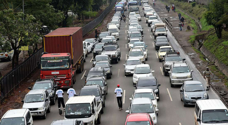 Busy section of Mombasa road to be closed for 8 days