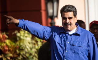 Przerwany wywiad z Nicolasem Maduro - zatrzymanie ekipy dziennikarzy