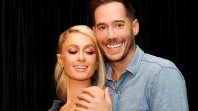 Paris Hilton is pregnant