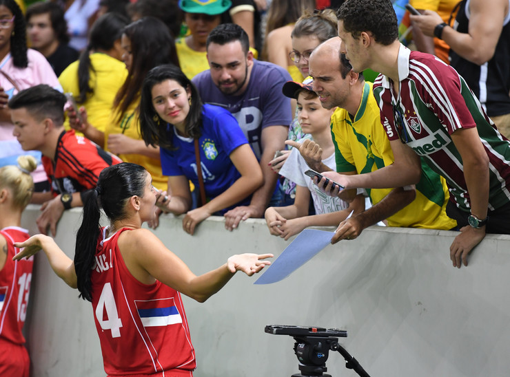 Ženska košarkaška reprezentacija Srbije