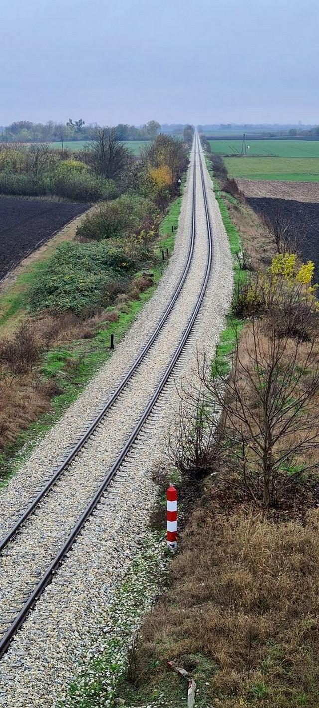 Nova pruga Subotica-Senta
