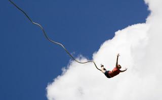 Na bungee skaczemy na własną odpowiedzialność