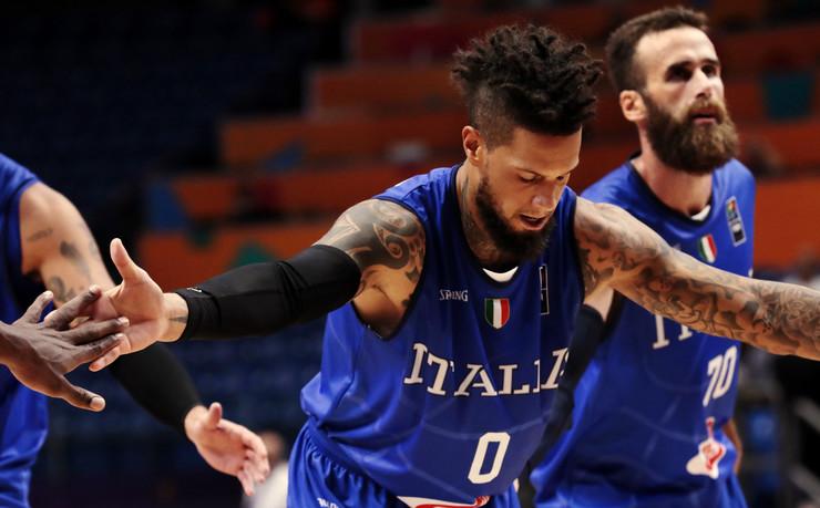 Košarkaška reprezentacija Italije