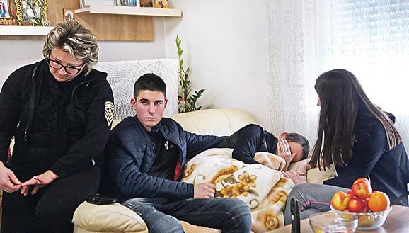Porodica ubijenog Stefana Filića u šoku nakon tragedije