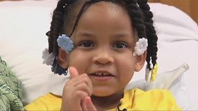 Mała bohaterka: czterolatka uratowała mamę w ciąży [WIDEO]