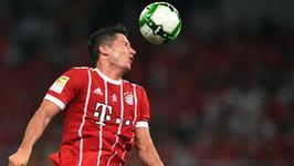 Robert Lewandowski dziewiątym piłkarzem w Europie w plebiscycie UEFA