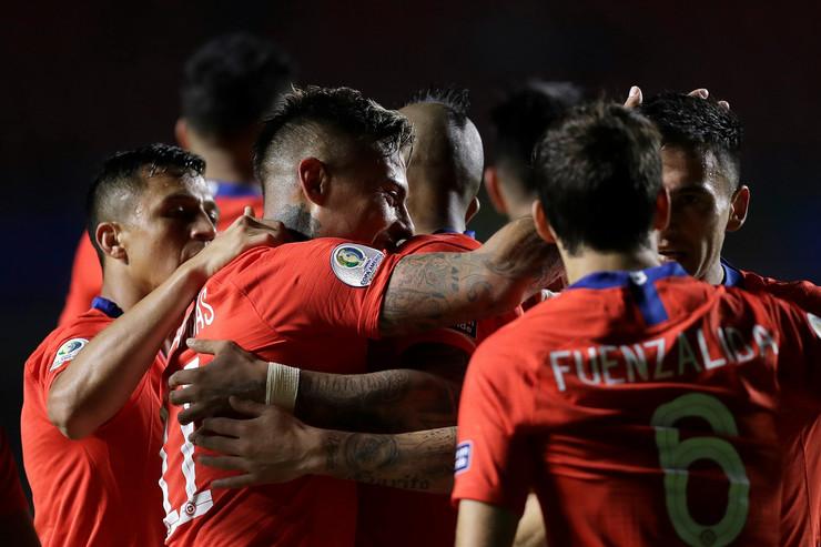 Fudbalska reprezentacija Čilea