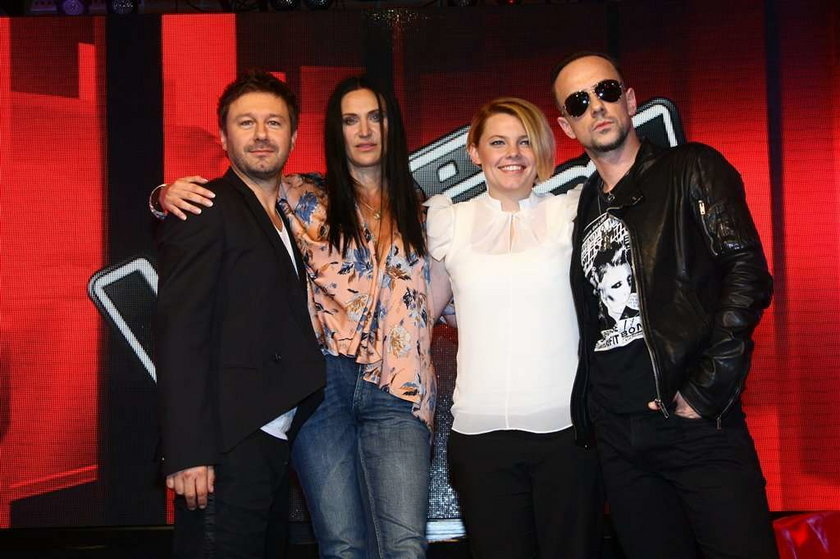 The Voice of Poland. Zobacz wystylizowane jury