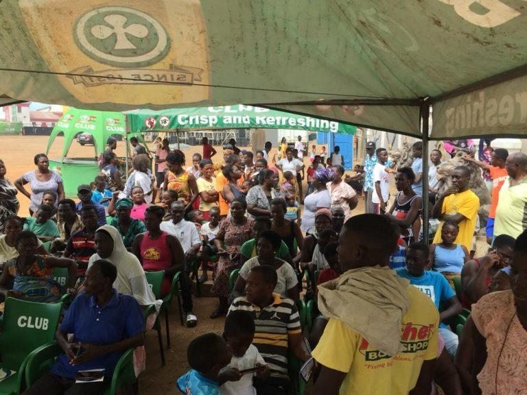 Ga Homowo-Fest registers thousands on NHIS for free