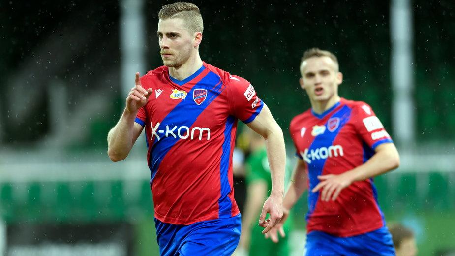 Vladislavs Gutkovskis strzelił szóstego gola w tym sezonie ekstraklasy.
