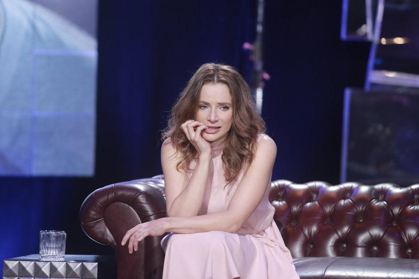 Anna Dereszowska w Roast Kuby Wojewódzkiego