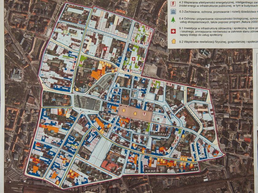 Rewitalizacja śródmieścia Bytomia