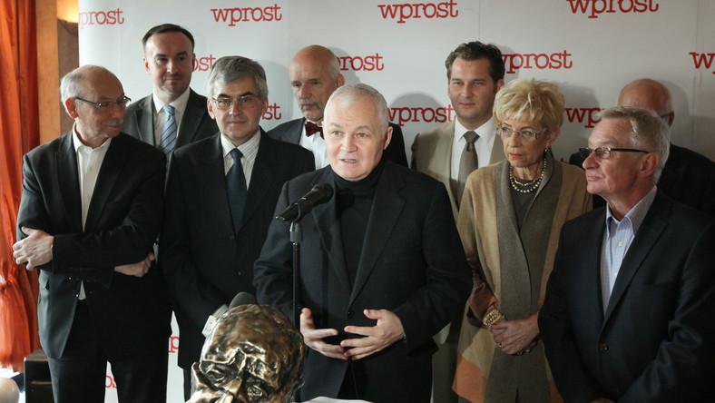 Ogłoszenie nazwisk laureatów nagród Kisiela 2012