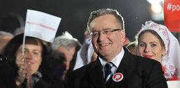 Złoty okres dla Polski? Komorowski popłynął